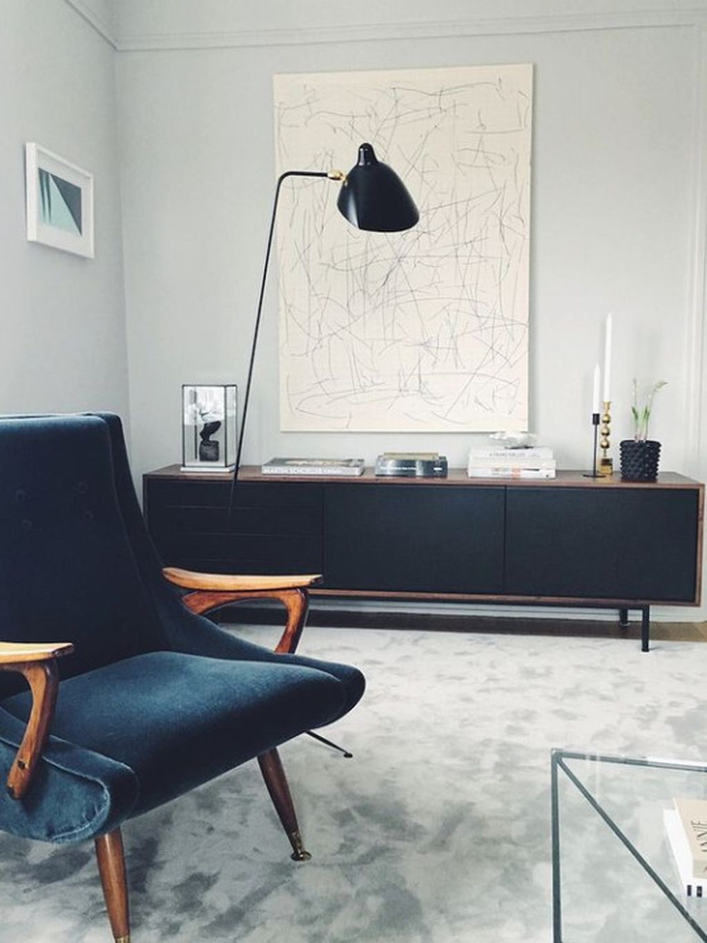Modern Mid Century Lounge Chairs Ideas For Your Home 43