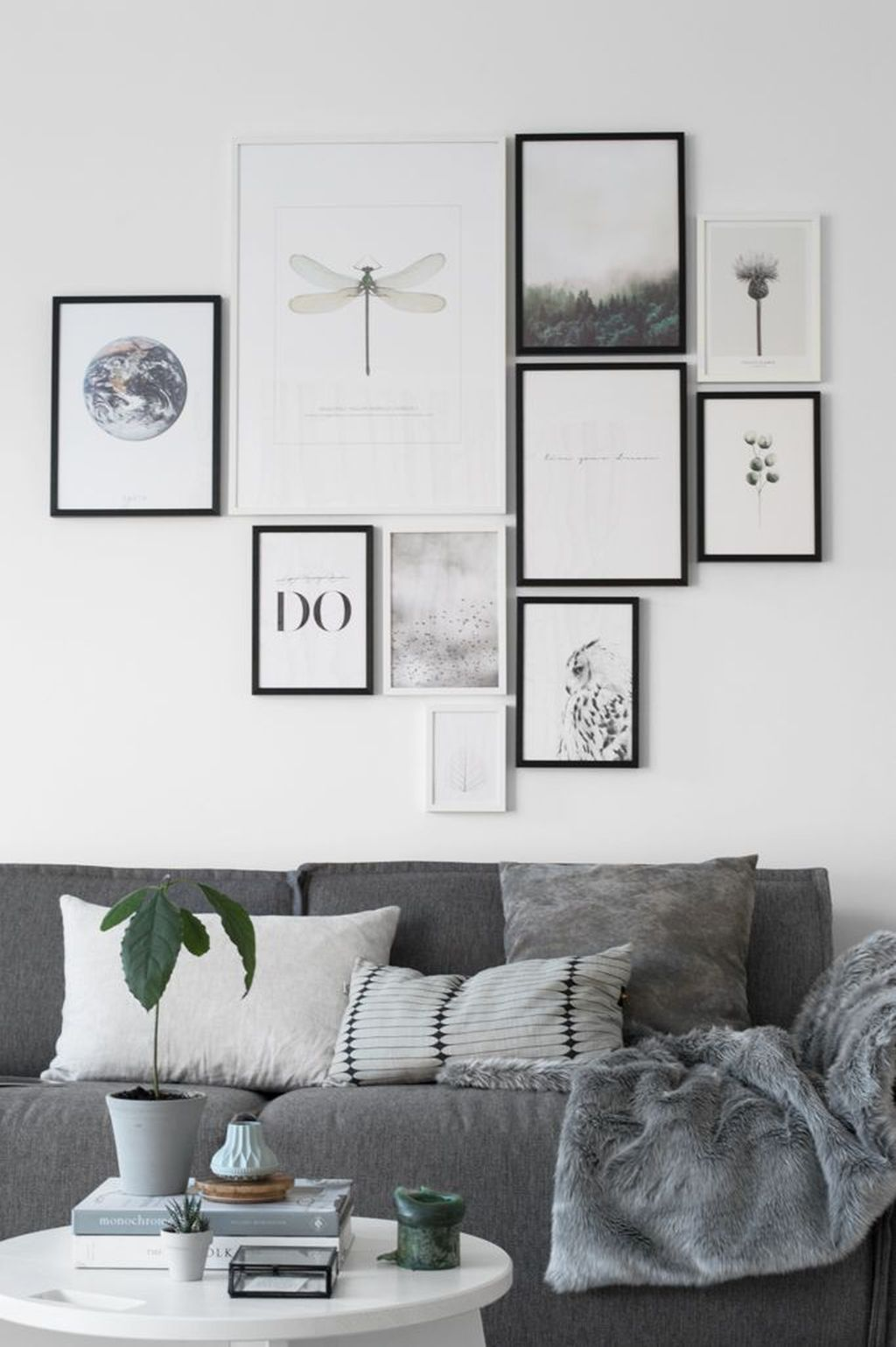 Modern And Minimalist Wall Art Decoration Ideas 57