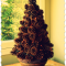 Easy And Creative DIY Christmas Tree Design Ideas You Can Try As Alternatives 49