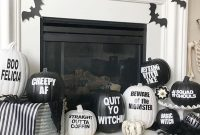 Inspiring Halloween Decoration Ideas For Your Apartment 72