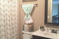 Simple And Clean Apartment Bathroom Decoration Ideas Suitable For You Who Living With Roomates 49