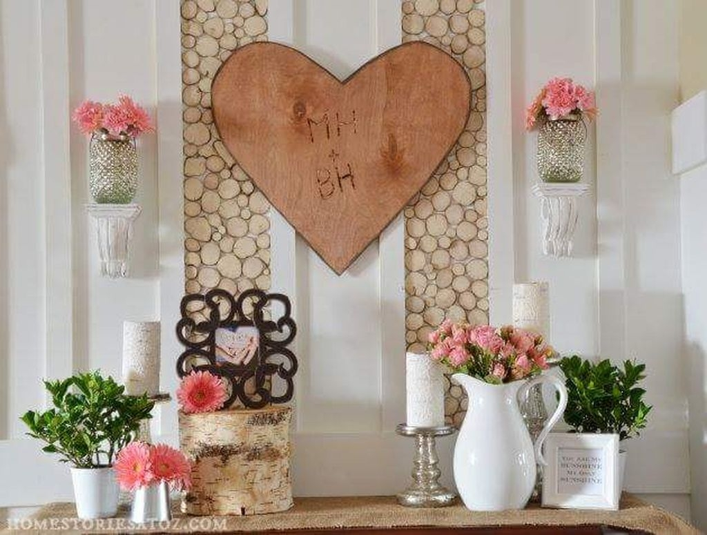Adorable Valentines Day Party Decoration Ideas 33