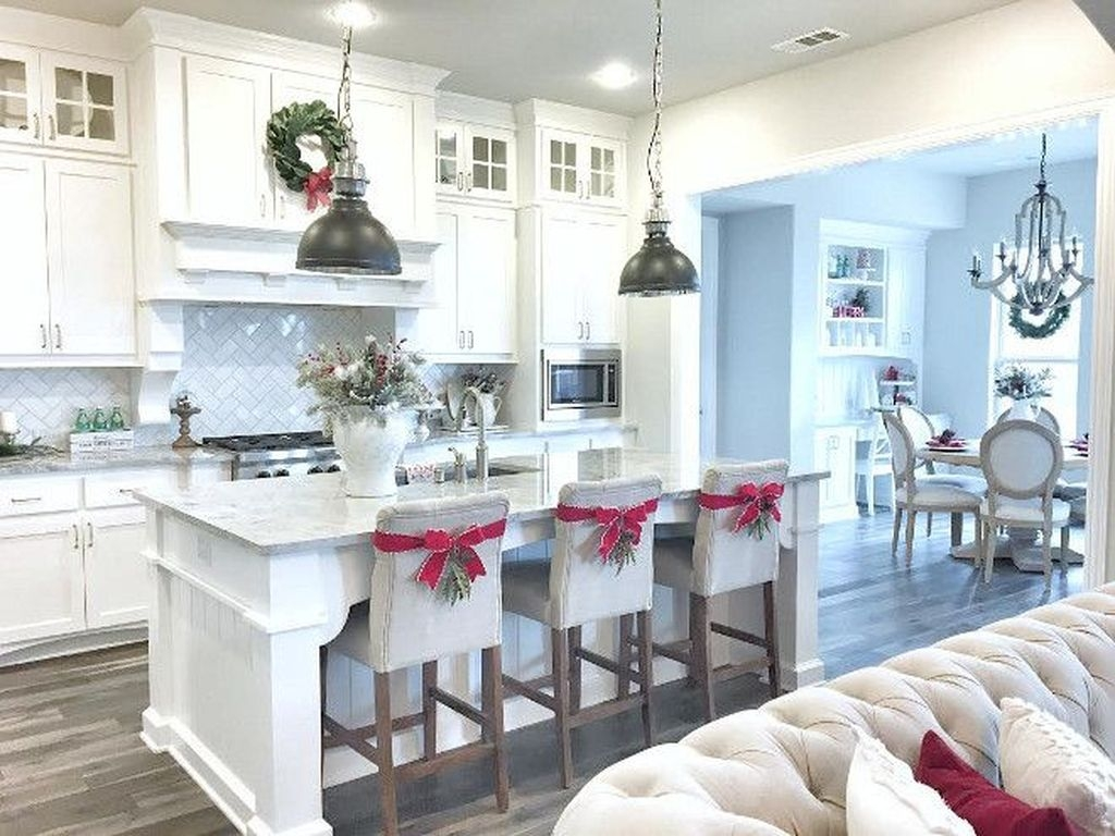 Best Winter Kitchen Decoration Ideas 49