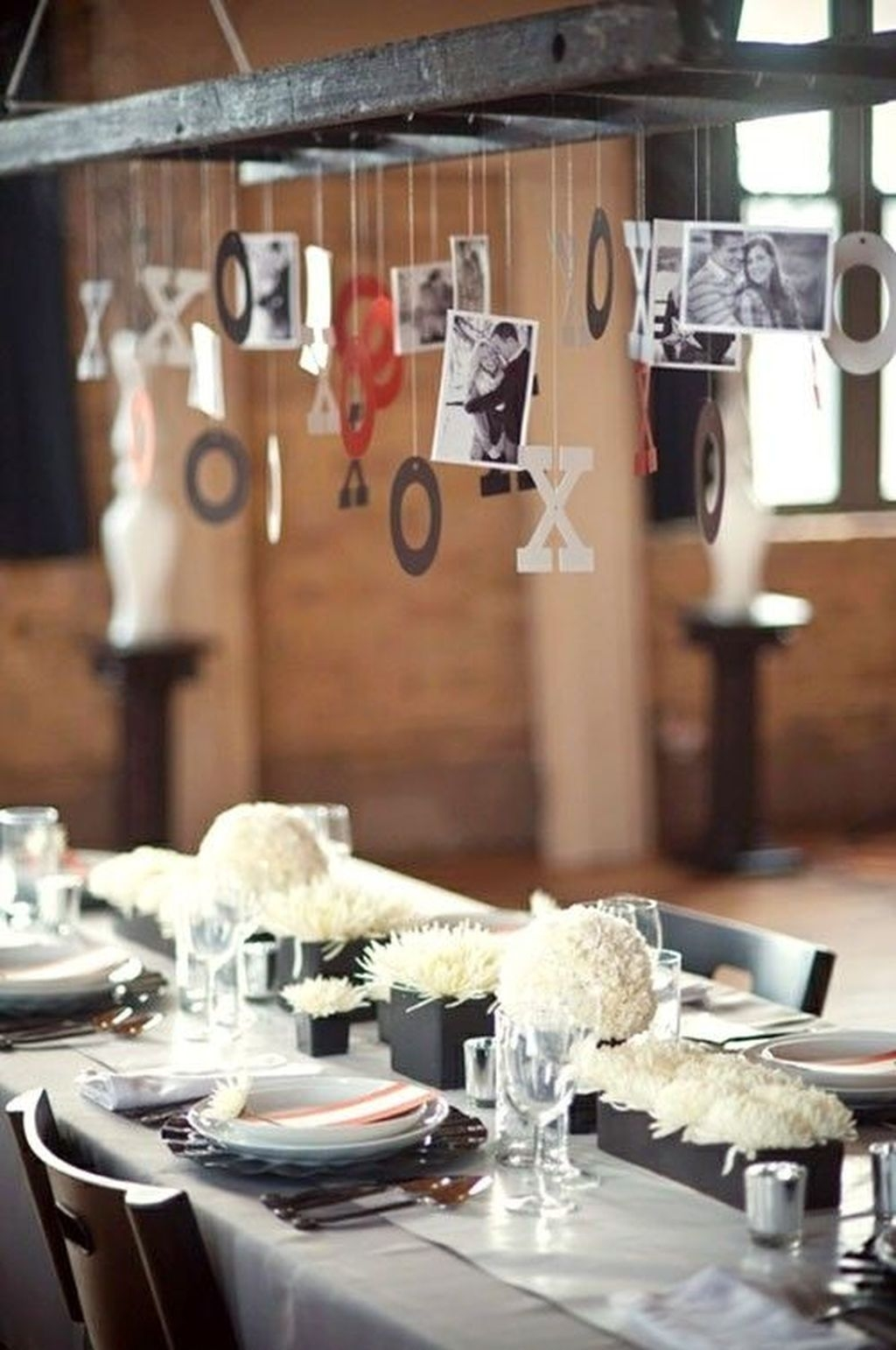 Cute Valentines Day Wedding Decoration Ideas 17