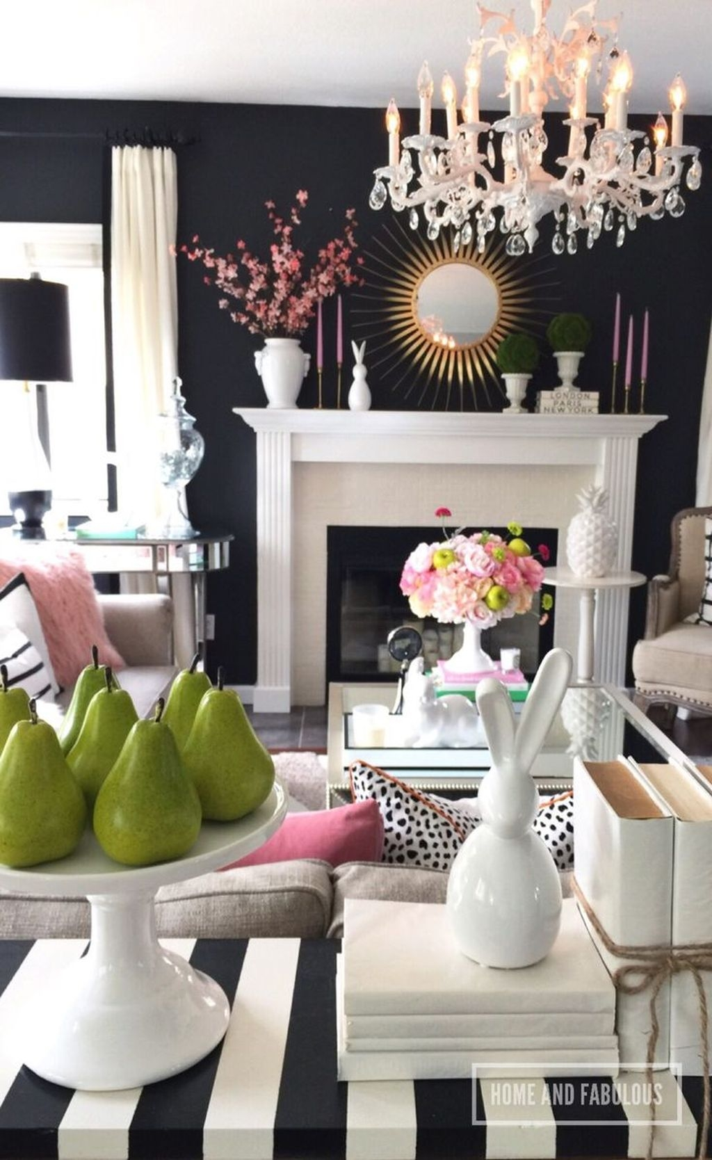 Living Room Decoration Ideas For Valentines Day 05