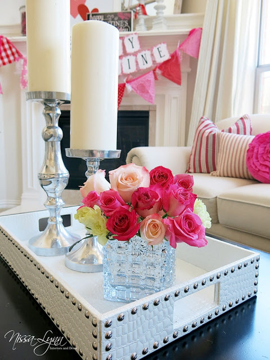Living Room Decoration Ideas For Valentines Day 06