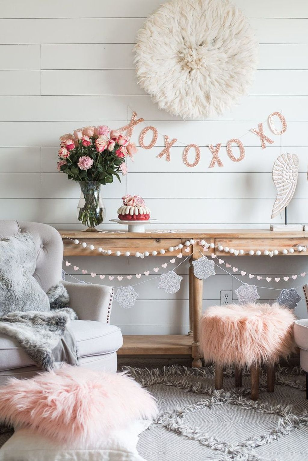 Living Room Decoration Ideas For Valentines Day 27