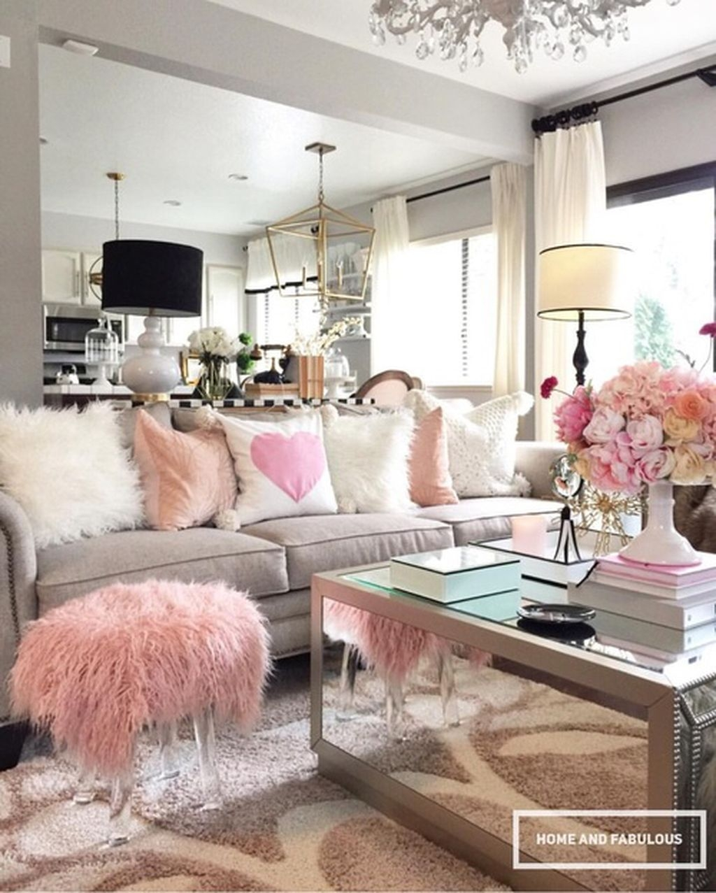 Living Room Decoration Ideas For Valentines Day 40