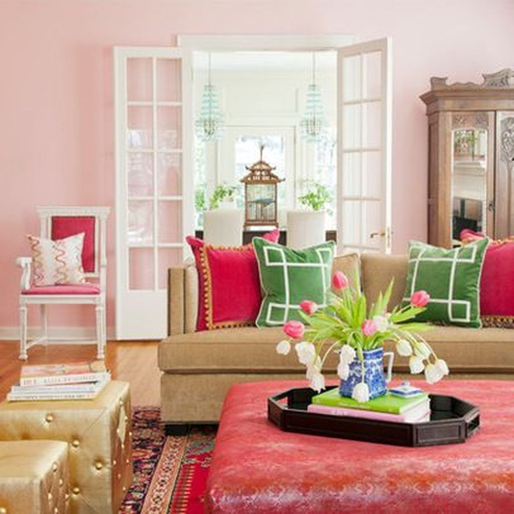 Living Room Decoration Ideas For Valentines Day 43