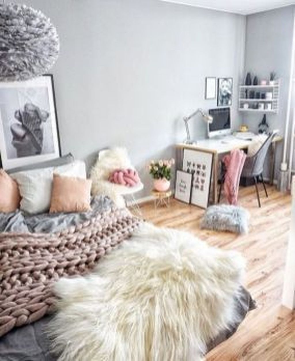Easy Diy College Apartment Decorating Ideas On A Budget 44