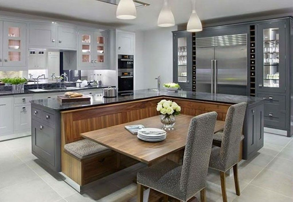 Awesome Dining Room Design And Decor Ideas33