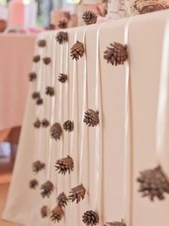 Charming Winter Themed Baby Shower Decoration Ideas15