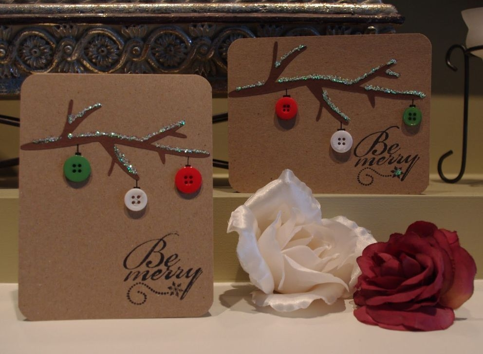 Extremely Fun Homemade Christmas Ornaments Ideas Budget44