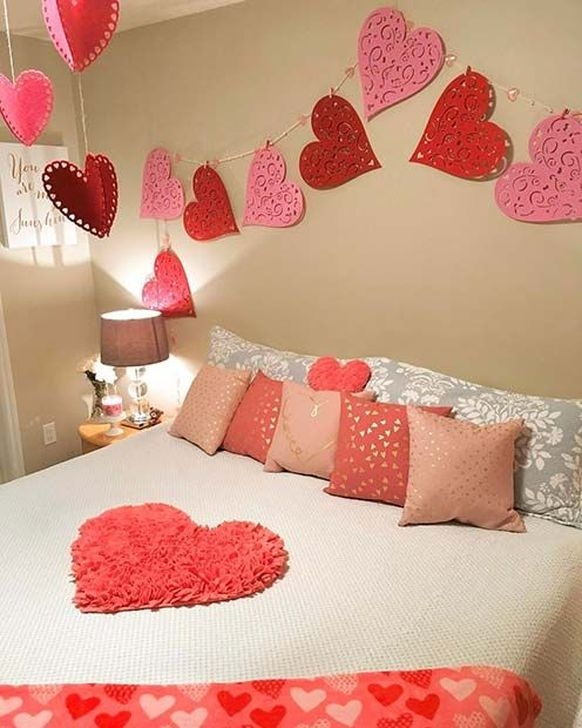 Simple Valentines Day Decoration Ideas24