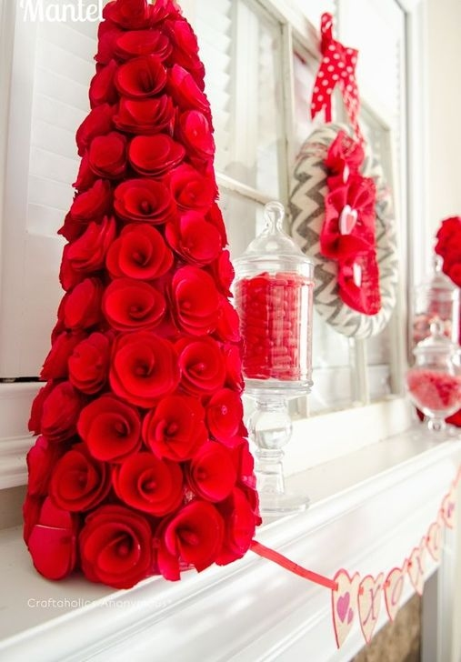 Simple Valentines Day Decoration Ideas25