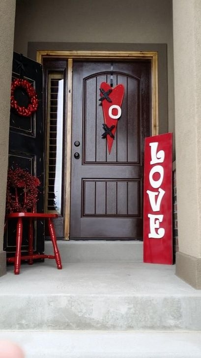 Simple Valentines Day Decoration Ideas36