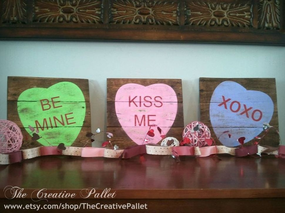 Simple Valentines Day Decoration Ideas43