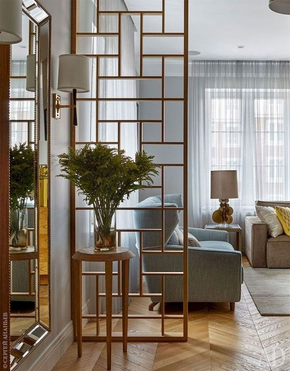 Casual Room Divider Ideas To Create Flexibility 33