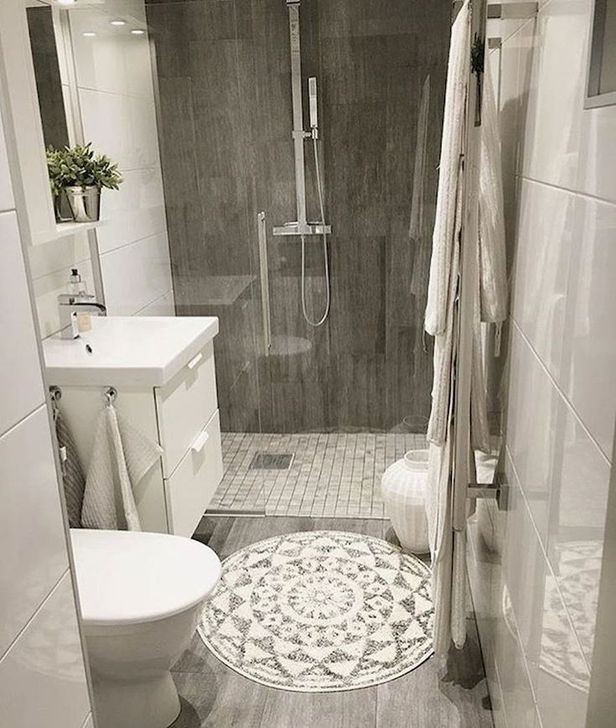 Elegant Small Bathroom Decor Ideas 29