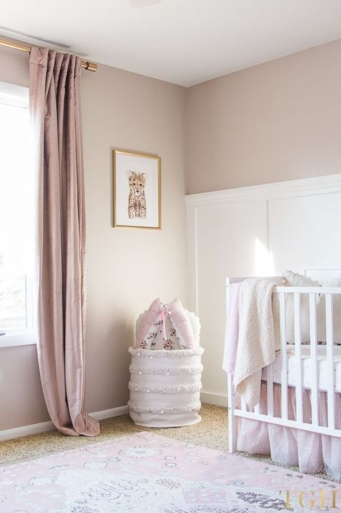 Modern Baby Room Themes Design Ideas 25
