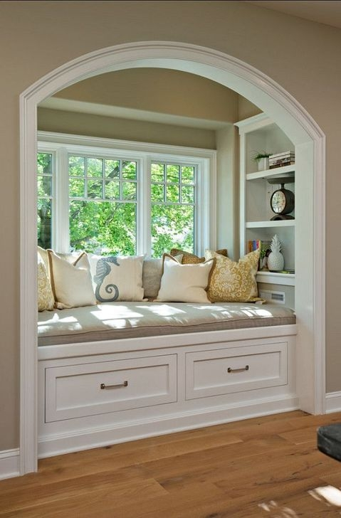 Superb Bay Window Ideas For Reading 35