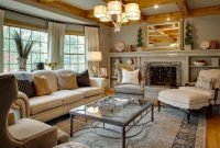 Rustic Living Room Decoration Ideas With Some Ornament 37