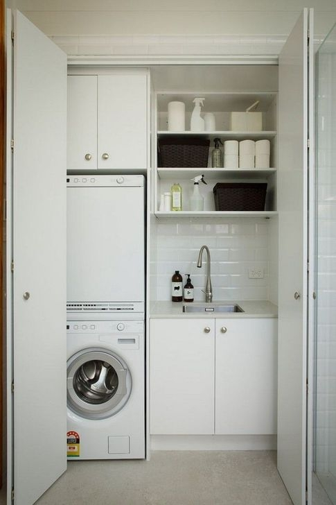 Fancy Laundry Room Layout Ideas For The Perfect Home 02