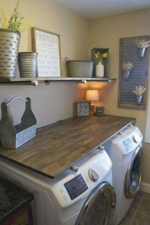 Fancy Laundry Room Layout Ideas For The Perfect Home 09