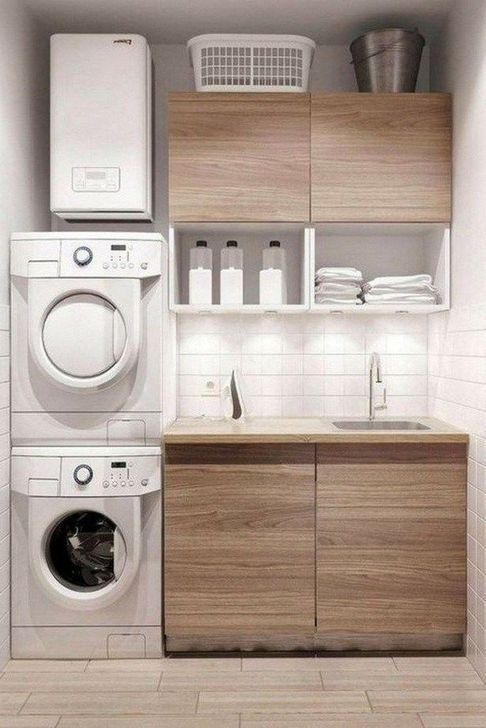 Fancy Laundry Room Layout Ideas For The Perfect Home 13