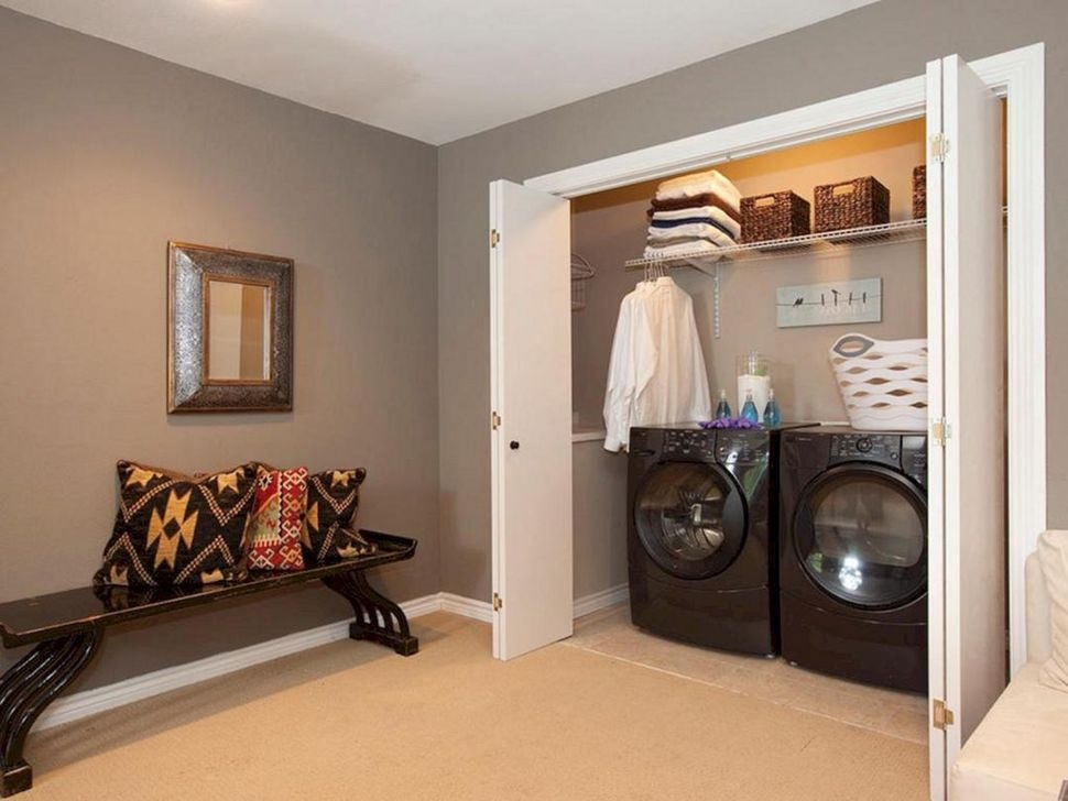 Fancy Laundry Room Layout Ideas For The Perfect Home 25