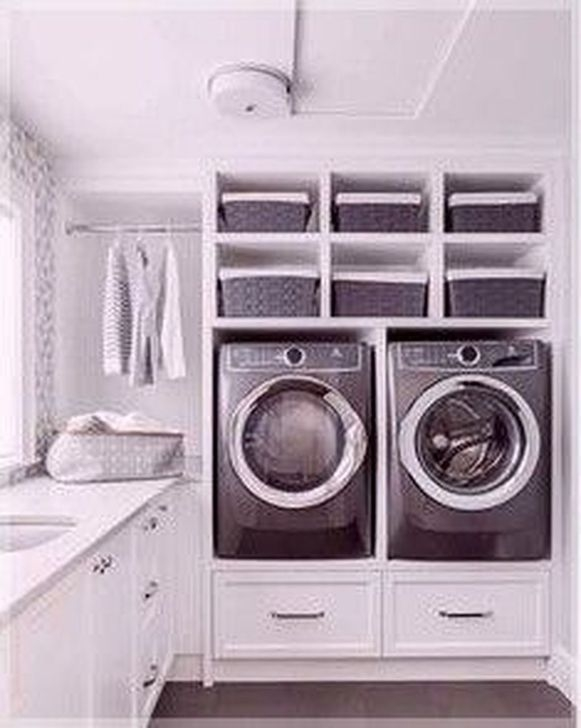 Fancy Laundry Room Layout Ideas For The Perfect Home 45