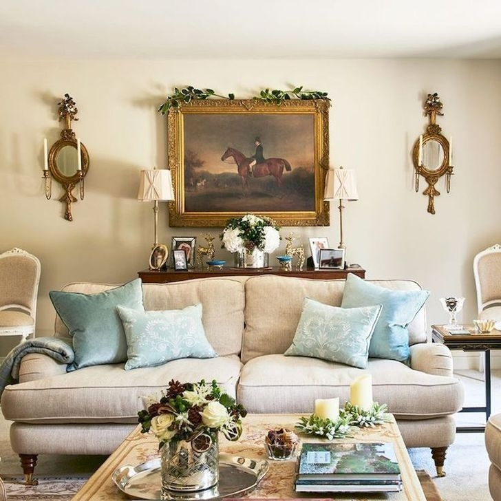Perfect French Country Living Room Design Ideas For This Fall 04