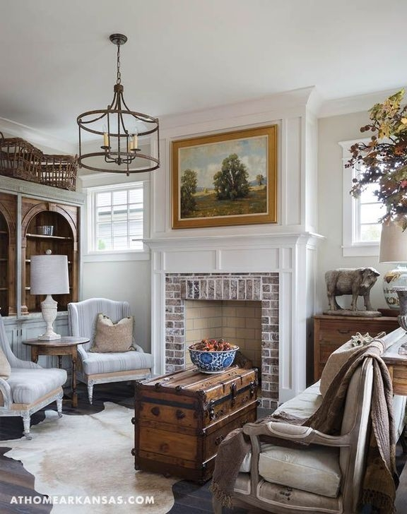 Perfect French Country Living Room Design Ideas For This Fall 43