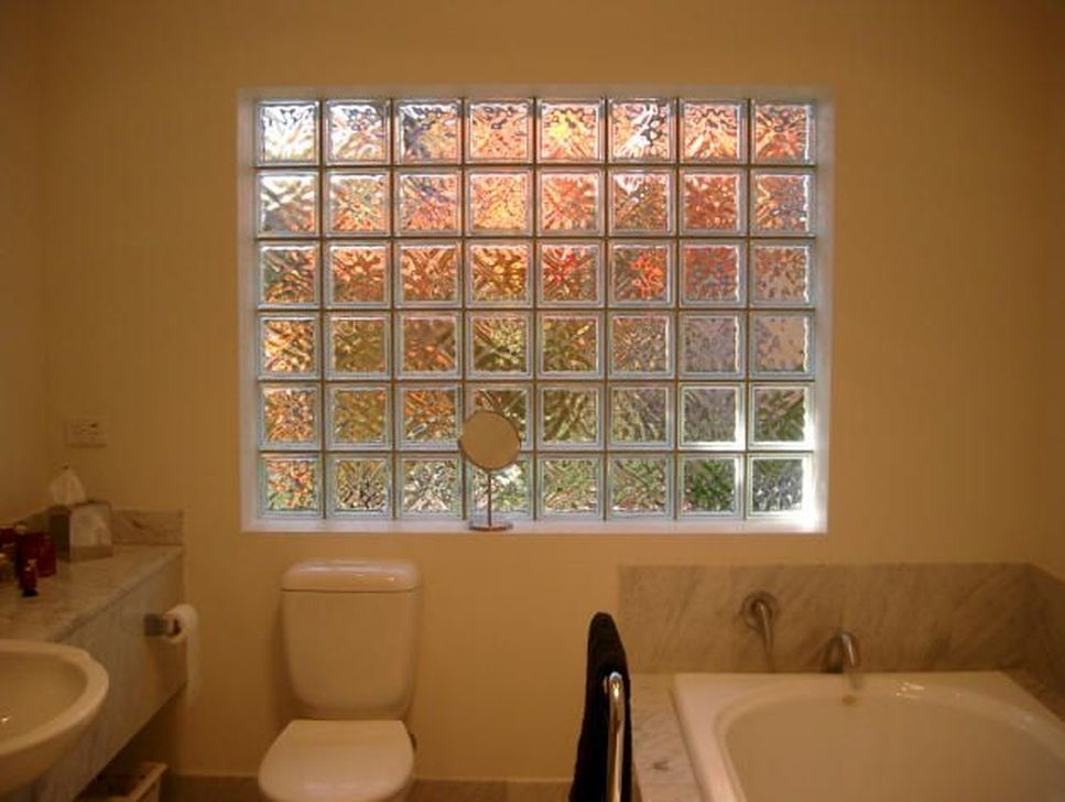 Favored Glass Block Windows Ideas To Enhance Your Home Decor 11