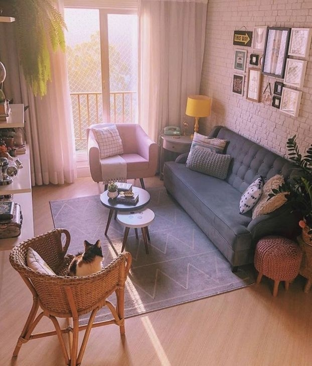 Newest Living Room Design Ideas That Looks Cool 15
