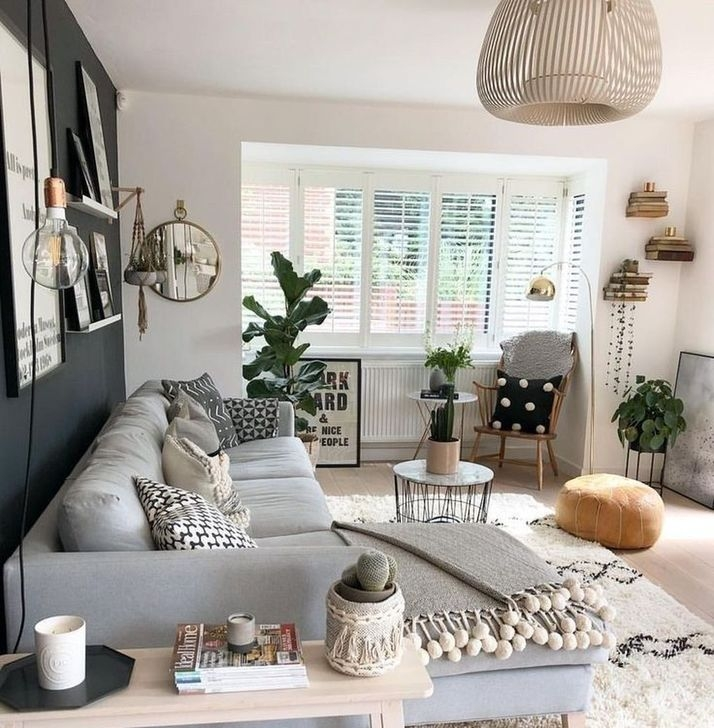 Newest Living Room Design Ideas That Looks Cool 17