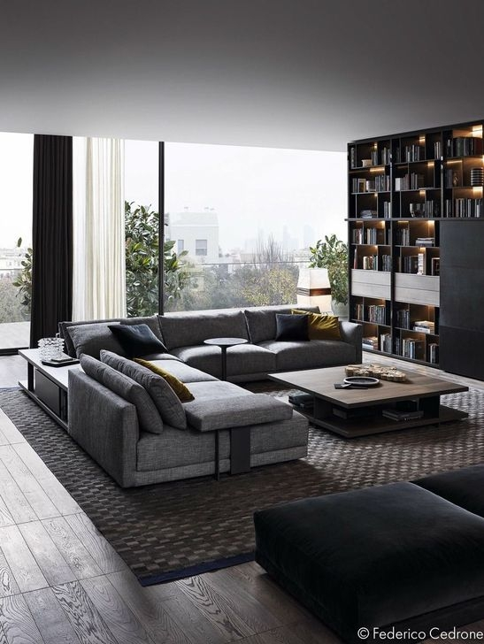 Newest Living Room Design Ideas That Looks Cool 40