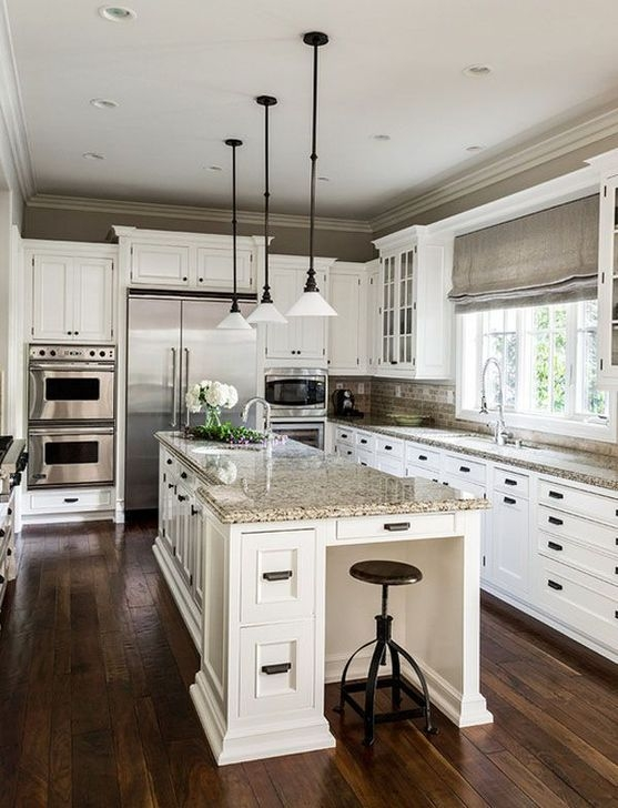 Casual Kitchen Design Ideas For The Heart Of Your Home 02