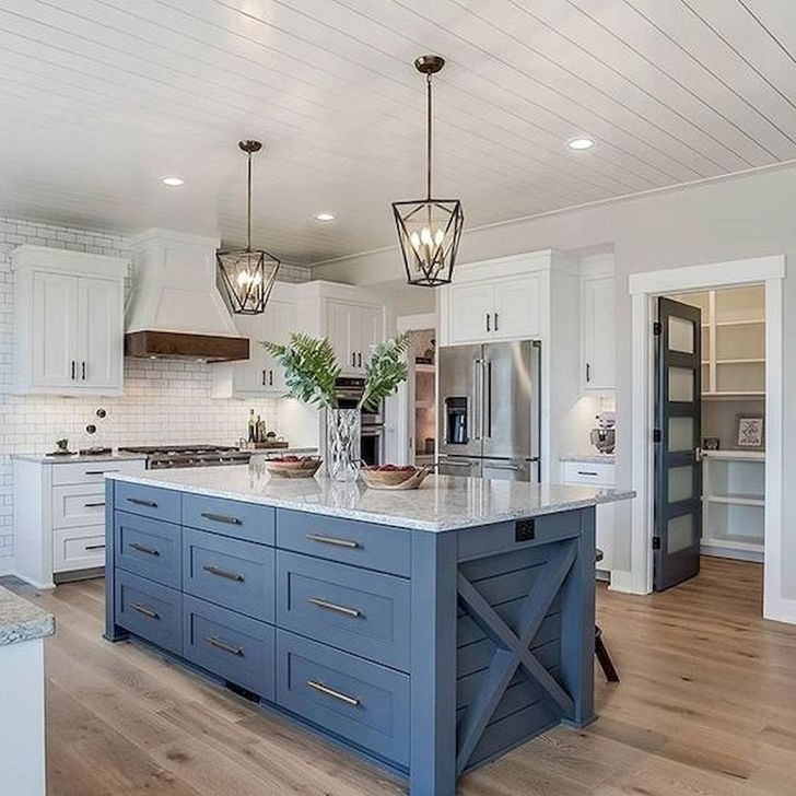 Casual Kitchen Design Ideas For The Heart Of Your Home 04