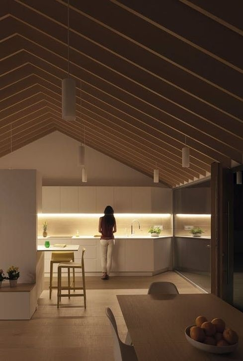 Casual Kitchen Design Ideas For The Heart Of Your Home 37