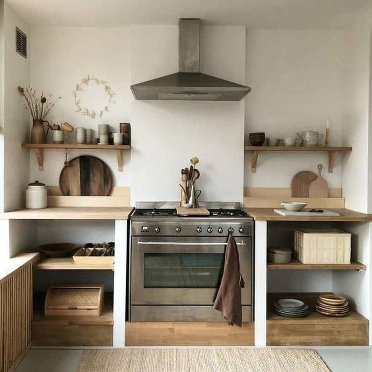 Hottest Small Kitchen Ideas For Your Home 01