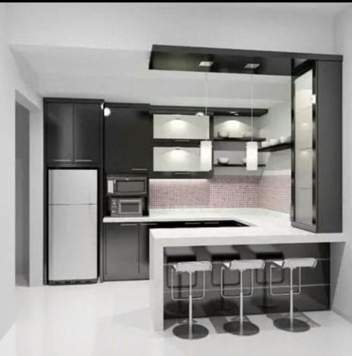 Hottest Small Kitchen Ideas For Your Home 23