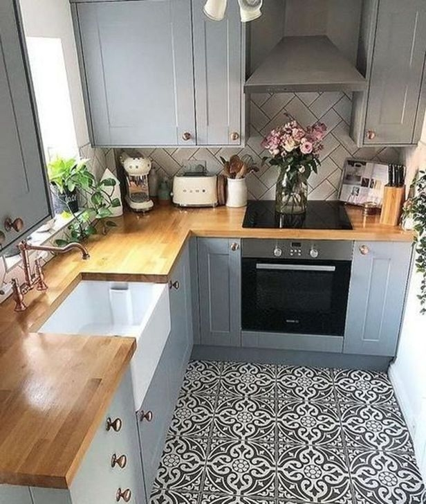 Hottest Small Kitchen Ideas For Your Home 36