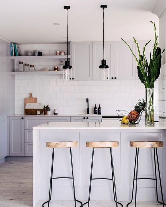 Hottest Small Kitchen Ideas For Your Home 39