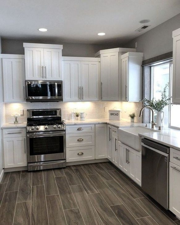 Hottest Small Kitchen Ideas For Your Home 40