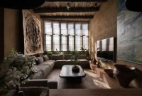 Rustic Penthouse Apartment Design Ideas For You 16